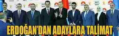 Cumhurbaşkanı Erdoğan Sakarya Milletvekili adaylarını tanıttı
