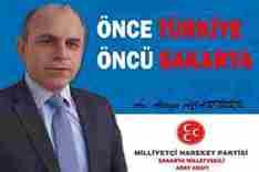 Ali Rıza ACARTÜK- MHP Sakarya Milletvekili Adayı