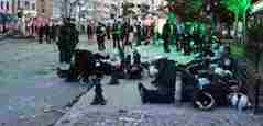 2 bin 200 polise 'Gezi Parkı' şoku!