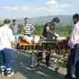 Pamukova Metin Tesisleri Önünde Motor kazası103