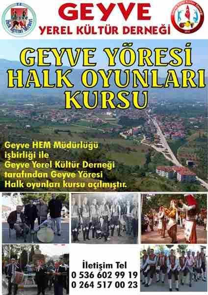 GEYVE YEREL KÜLTÜR DERNEĞİ