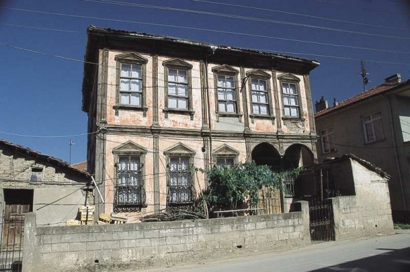 Geyve Antakyalı Ali Efendi Evi 1