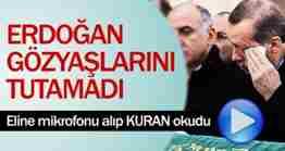 başbakan erdoğan kuranı kerim okudu