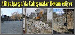 alifuatpaşa belediyesi son çalışmalar