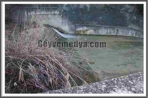 Yapılacak olan Doğantepe Karakaya Barajı İnşaat Sahası