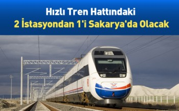 süper hızlı tren hattı.