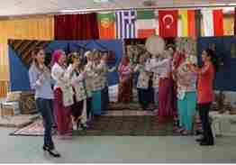 Avrupalılar Pamukova İlçemize Ortak Proje İçin Geldiler Çifteteliyle Coştular25