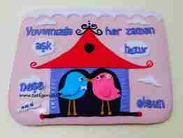 Kuşlu dev kurabiye