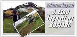 yıldırım inşaat 3 etap inşaatları-geyve