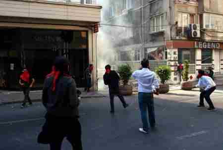 ISTANBUL'DA 1 MAYIS