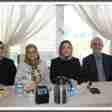 Ak Parti Kadın KOlları Başkanları Toplantısı