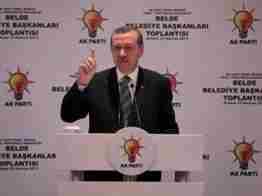 Başkan ÇALIK; Başbakan ERDOĞAN Başkanlığındaki Toplantıya Katıldı3