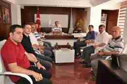 Milletvekili Hasan Ali çelik geyvede