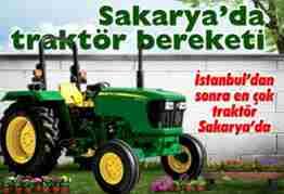 sakarya geyve traktör bereketi