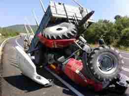 taraklı paşalar mevkii traktör kazası 1