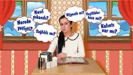 FERDİ KAREDERE-GIDA GÜVENLİĞİ