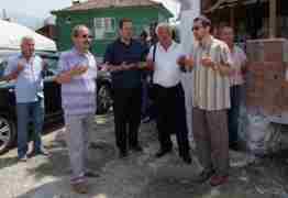 Geyve Bağlarbaşı Köyü 17 Ağustos hayır Pilavı8