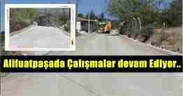 alifuatpaşa belediyesi çalışmaları