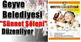 geyve belediyesi sünnet şölei-2013