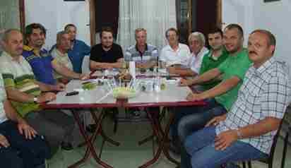 yerelültür dernek başkanları pamukova toplantısı