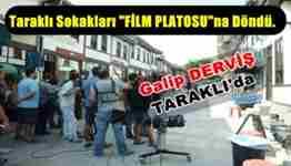 Taraklı sokaklarında film çekimi-derviş galip 16