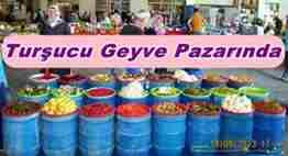 geyve pazarı turşucu