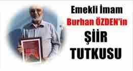geyve sarıgazi köyü emekli imamın şiir tutkusu