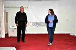 Geyve Açık Cezaevi'nde tiyatro grubu3