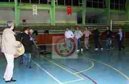 Geyve Halk Oyunları ekibi çalışması4