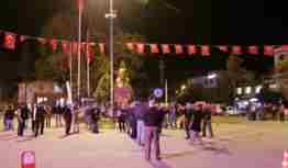 geyve cumhuriyet bayramı fener alayı kutlamaları  (12)