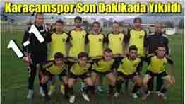karaçamspor