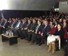 Geyve Belediye başkanı Murat kaya Öğretmenler Günü Programında