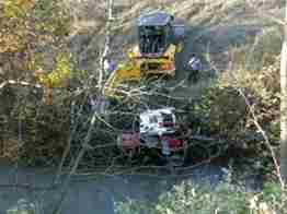 bolu göynükte göynük deresine yuvarlanan çiftçi hayatını kaybetti12
