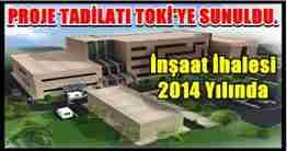 yeni geyve devlet hastanesi inşaatı