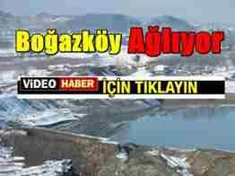 Geyve Boğazköy Köyünde Kum Ocağı ve Hes sorunu13