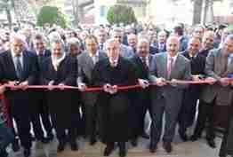 Geyve orman işletme müdürlüğü ek hizmet binası açıldı (23)