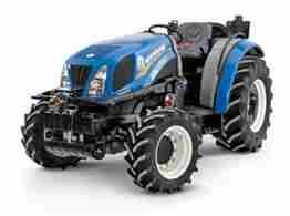 Türk Traktör Yepyeni Ürünü New Holland TTJ Serisi1