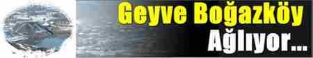 geyve boğazköy kum ocağı banner