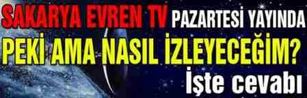 sakarya evrev tv