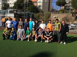 İstanbulda geyvelilerin futbol birlikteliği