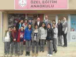 geyve metem özel eğitim ana okulu ziyareti