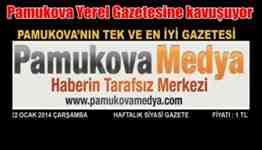 pamukova medya ilk yerel gazetesi