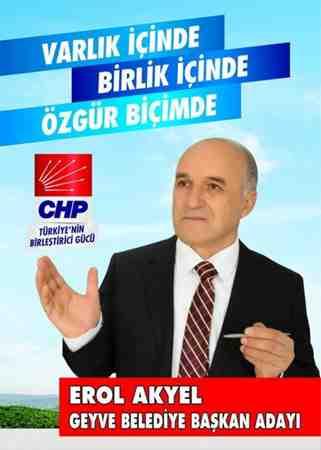chp geyve belediye başkan adayı