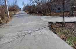 geyve soğuksu köyünün  yolları beton kaplanıyor (2)