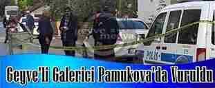 Geyve'li Galerici Pamukova'da Çıkan Tartışmada Yaralandı