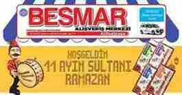 Besmar'da Ramazan İndirimi Başlıyor