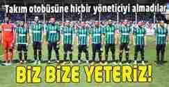 Sakaryasporlu Futbolcular Yönetime Darbe Yaptı..