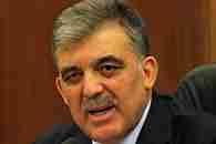 Cumhurbaşkanı Gül'den İsrail'e mesaj