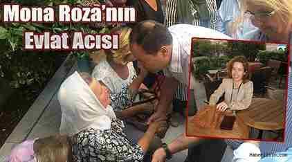Başkan Kaya, Mona Roza'yı Acılı Gününde Yalnız Bırakmadı..