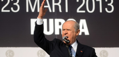 Devlet Bahçeli, Bursa'da meydan okudu!